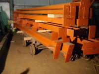 Farm Building Steel Framework,60 x30x 14te with 4x 15ft Bays
