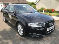 2010 Audi A3 Sport 1.4 TSFI **Long MOT**Finance available**