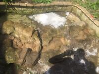 Great condition 3teir waterfall lovelly