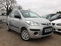 Hyundai i10 1.2 classic with air conditioning and alloy wheels! FULL tank of fuel on purchase