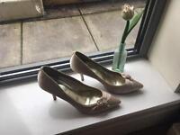 Beautiful Size 5 Wedding Shoes