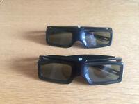 Genuine Sony 3D Active Glasses