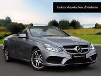 Mercedes-Benz E Class E350 BLUETEC AMG SPORT (silver) 2014-09-23