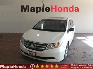 2013 Honda Odyssey EX-L| Leather, Sunroof, Backup Cam, DVD!