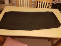 Audi Q7 Genuine moulded boot liner mat