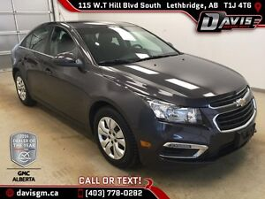 Used 2016 Chevrolet Cruze Limited-Bluetooth, Onstar 4G LTE wifi,