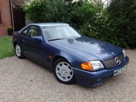 1990 Mercedes-Benz 300 3.0 SL 2 dr
