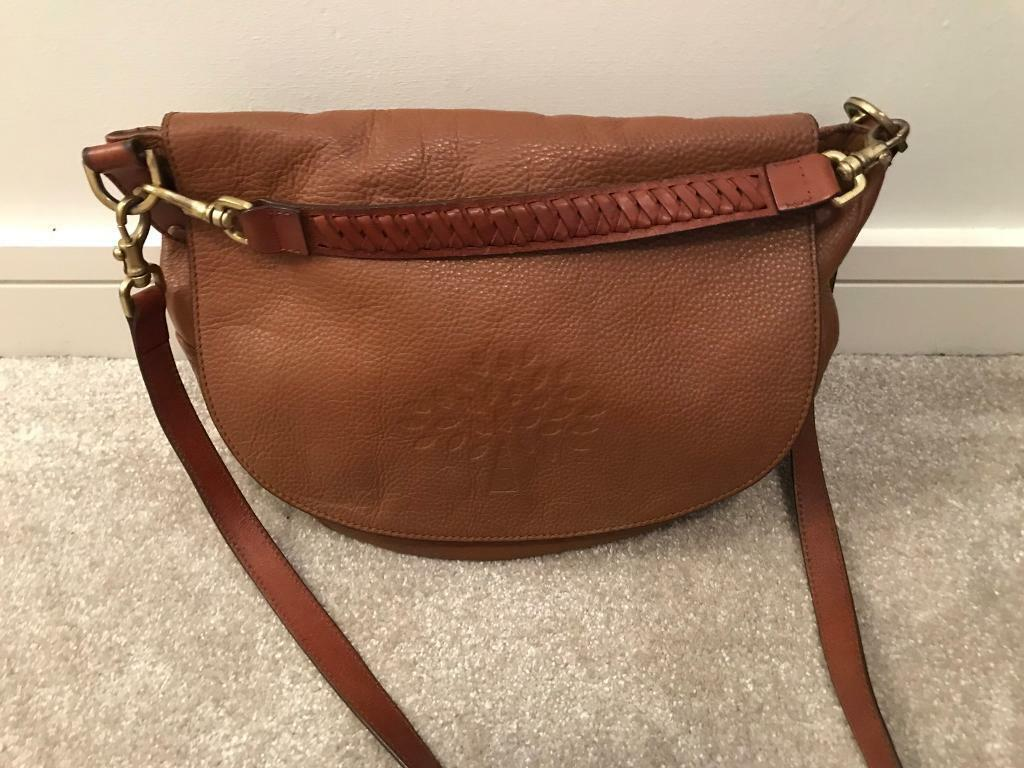 Genuine Mulberry messenger bag  c8432b0a444e1