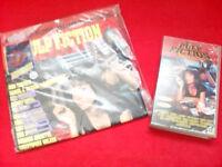 Pulp Fiction - Brand New, Sealed - T Shirt, XL, Vintage 1993 Ed. PLUS VHS