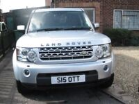 Land Rover Discovery 4 3.0 TD V6 HSE 4X4 5dr ***GREAT CAR***