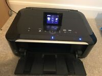Faulty Canon PIXMA MG5350 All-in-One Colour Printer (Print, Copy, Scan, Wi-Fi)