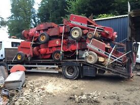 BALERS WANTED, CONVENTIONAL BALERS CAN COLLECT