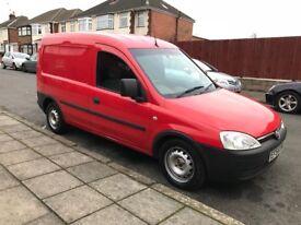 Vauxhall combo 1.3 cdti 12 months mot hpi clear 1 owner good runner bargain price
