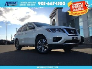 2017 Nissan Pathfinder SL- AWD, 360 BACKUP CAMERA, HEATED SEATS