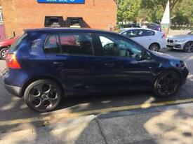 VW Golf Spares and repairs