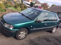 Peugeot 106 !!low miles long MOT!!