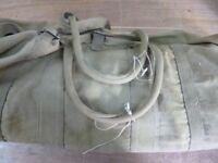 Strong canvas bag