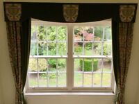 Ornate Heavyweight Curtains