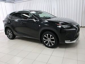 2015 Lexus NX 200t GREAT VALUE LUXURY F-SPORT SUV!!!!!