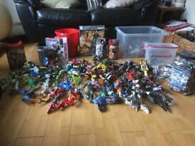 Bionicle job lot