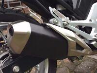 Honda NC750x 2016 exhaust (original) like new