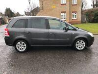 2012 Vauxhall Zafira 1.7 TD Design 5dr Manual @07445775115