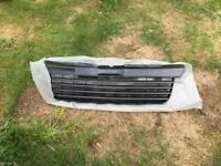 New never fitted VW T5 Gloss Black Debadged Front Grill