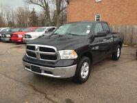 2015 Dodge Ram 1500 **BRAND NEW** SLT, QUAD CAB 4X4, ONLY $29995