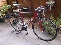"Dawes Giro 300 Racing bike. Large 20"""