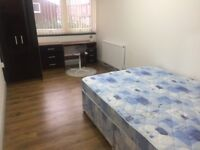 Rooms available, bills included, newly built, close to transport, city, university, new build
