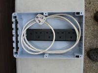 SAFEGUARD WEATHERSAFE OUTDOOR ELECTRICAL BOX