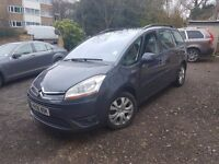 Citreon C4 Picasso 7 VTR+A 7 Seater Estate Automatic