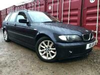 BMW 3 Series Automatic Years Mot No Advisorys Full Service History Great Condition Top Spec !