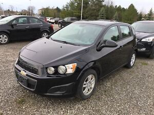 2012 Chevrolet Sonic LS/CARPROOF CLEAN/BLUETOOTH/
