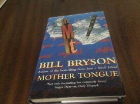Bill Bryson Mother Tongue