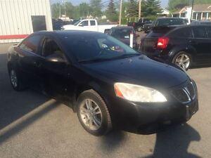 2006 Pontiac G6 3.5L V6 AUT 1550$ TAX ET TRANSIT INCLUS 514-692-