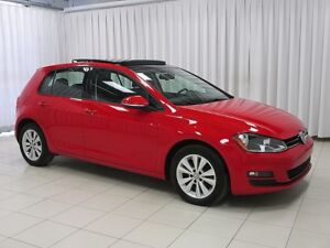 2015 Volkswagen Golf HURRY!! DON'T MISS OUT!! TDI COMFORTLINE 5D