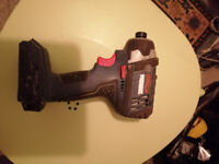 bosch 18v impact driver for parts or repair