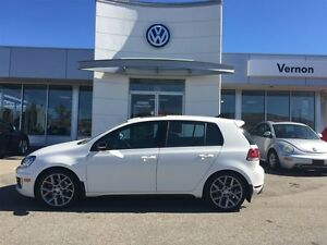 2013 Volkswagen Golf GTI 5-Door Wolfsburg Edition