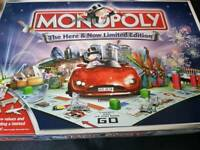 Here and now limited edition monopoly