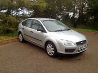Hire Ford Focus LX 1.6 from only £33.41 per day!