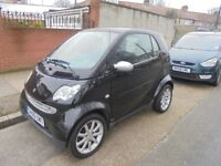 Smart Fortwo 0.7 City Passion 3dr, 2005 (55), cheap to run