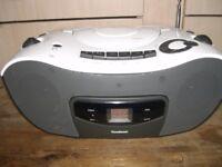 Goodmans portable stereo