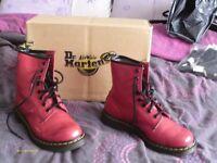 Ladies Dr Martens Boots