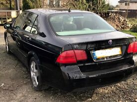 Saab 95 spares or repair - cat C economic write off - 2008