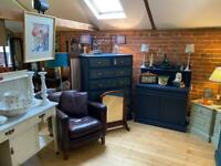 Painted Furniture & Antiques