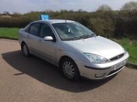 2003 Ford Focus Ghia 2.0 Automatic