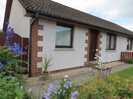 3 bedroom semi-detached bungalow, Evanton