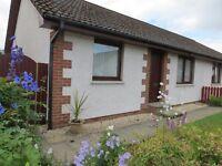 3 bedroom semi-detached bungalow, Evanton