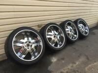 97-03 Ford Expedition F150 24inch wheels and tires
